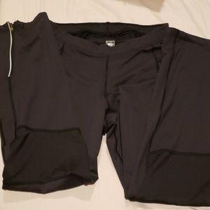 Rei track pants leggings